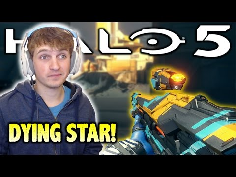 """""""DYING"""" TO GET AN UNTOUCHABLE! (Halo 5 Warzone)"""