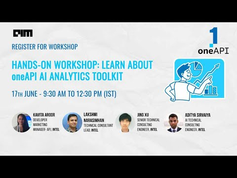 Intel® oneAPI Workshop Ends On A High Note