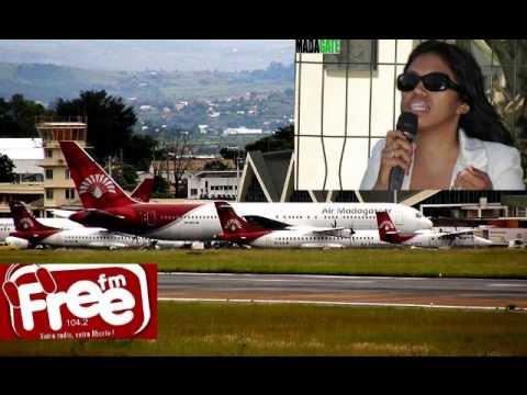 Air Madagascar. Free FM 11.07.2014