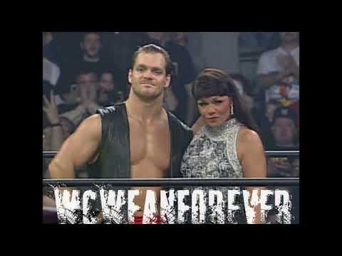 WCW Chris Benoit 3rd Theme(With Custom Tron)RIP