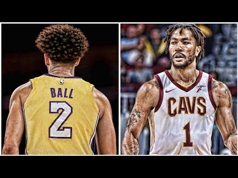 LONZO TURNED HIS BACK ON TEAMMATES! | WHATS WRONG WITH DERRICK ROSE?