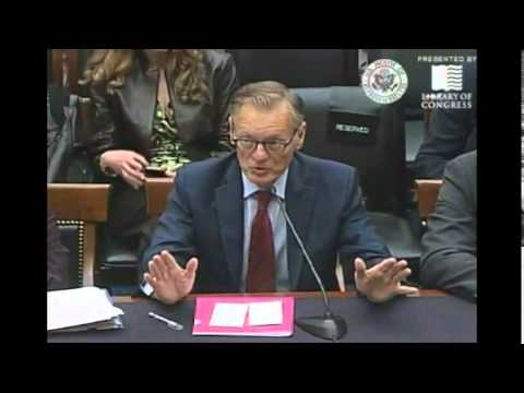 Michael Donaldson US Committee on the Judiciary April 2nd, 2014
