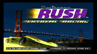 Nintendo 64 Longplay [041] San Francisco Rush - Extreme Racing