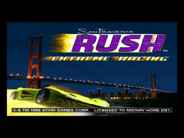 Nintendo 64 Longplay [041] San Francisco Rush - Extreme Racing