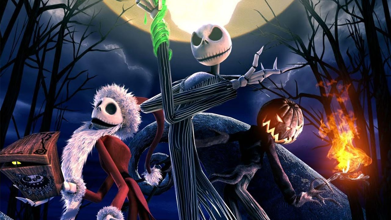 The Nightmare Before Christmas Devil May Cry Game - YouTube