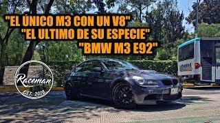 ¿El último verdadero ///M? - Prueba al BMW M3 E92 en Español