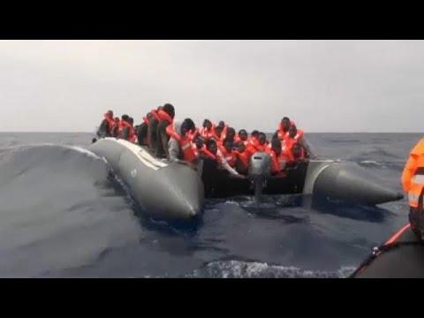Pedidos de asilo diminuíram 44% na União Eurpoeia