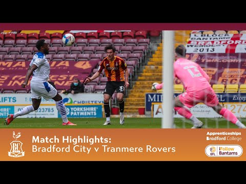 Bradford Tranmere Goals And Highlights
