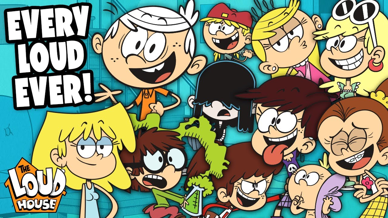 EVERY Loud Character Ever! | The Loud House