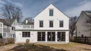 Chevy Chase, MD Transitional 2-Story Addition