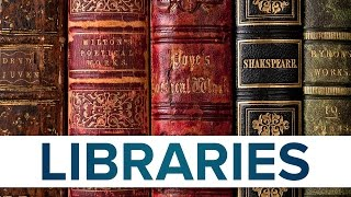 Top 10 Facts - Libraries // Top Facts
