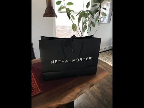 VLOG | Net-a-porter Delivery | Getups | Chatter