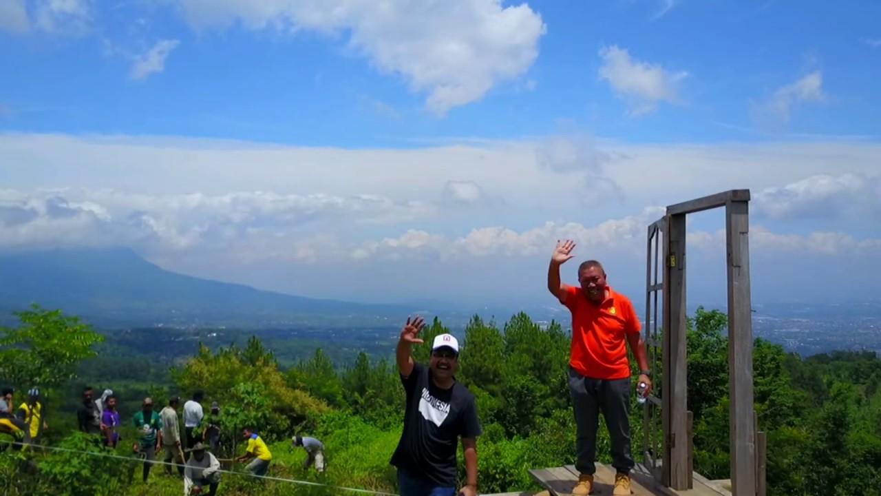 """Wisata Bukit Pintu Langit ( Planning ) #Ledug #Prigen #tretes """"Gus ipul """""""
