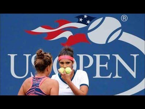 US Open 2016 | Quarter-Finals | Sania Mirza & Barbora Strycova Knocked Out Of Women's Doubles