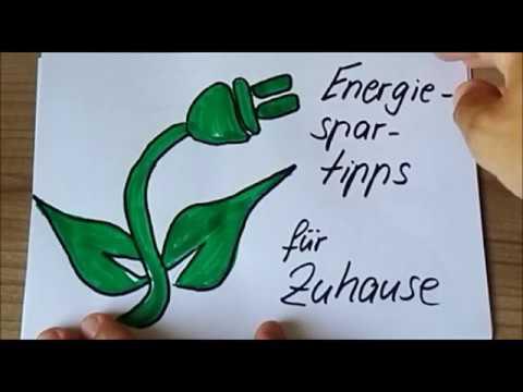 Tipps Zum Energiesparen 7 Für Den Alltag