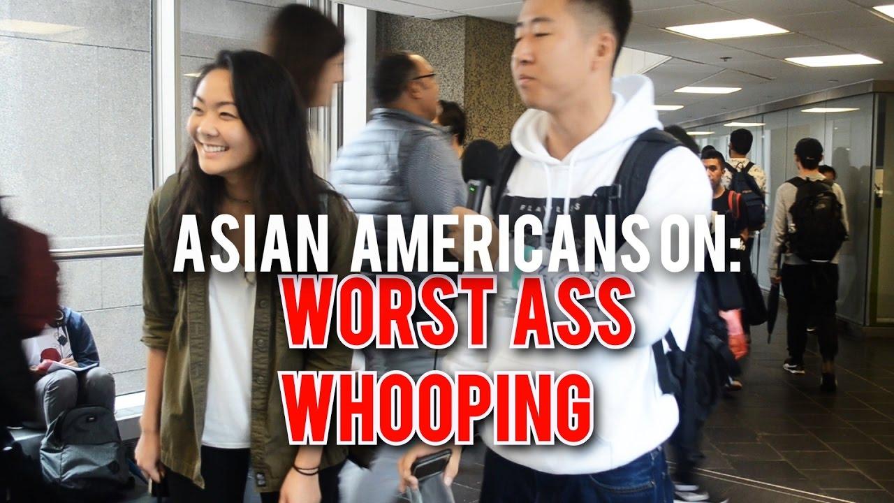 Asian ass stories