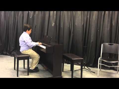 Piano StarWars Bravo Music Kids Academy BocaRaton Florida 201505 1