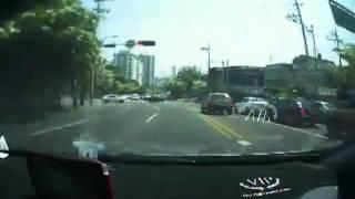 crazy accident hyundai yf sonata sudden unintended acceleration
