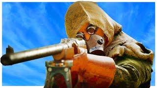LOOONGSHOT CHALLENGE mit AIMBROT! | Battlefield 1