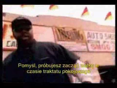 Eazy-E   Real Muthaphukkin G's (PL napisy)