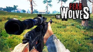 Fear The Wolves Gameplay PC