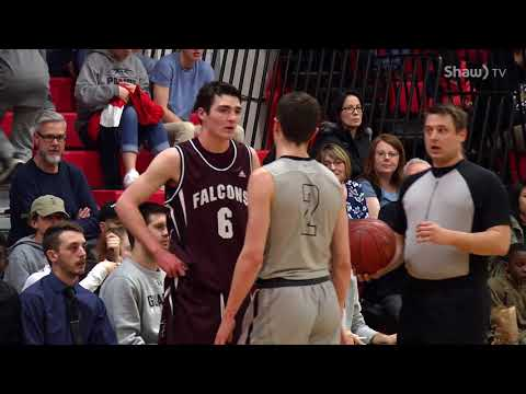 Saskatoon High School Basketball Boys Final (Premiere League)