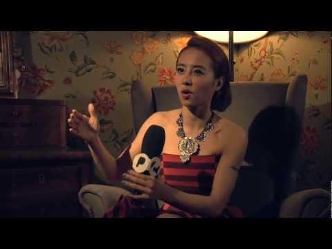 Interview de Jolin Tsai