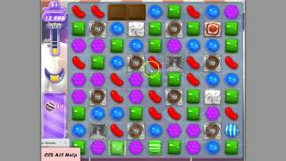 Candy Crush Saga DREAMWORLD level 166 by Cookie