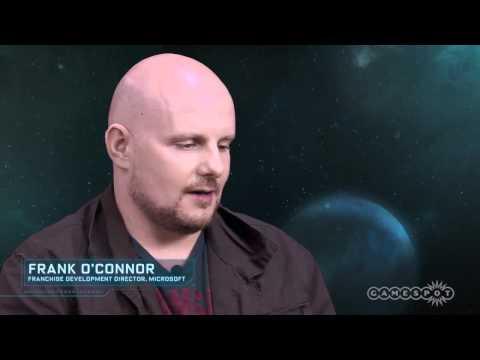Frank O connor Halo 4 Documentary
