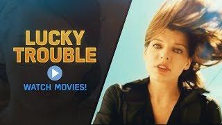 LUCKY TROUBLE 🎬Unglaublich witzige und turbulente Komödie mit Milla Jovovich 🎬 ganzer Film 2018