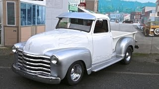 """1949 Chevrolet 3100 5 Window Pickup."""" SOLD """" Drager's International Classic Sales 206-533-9600"""