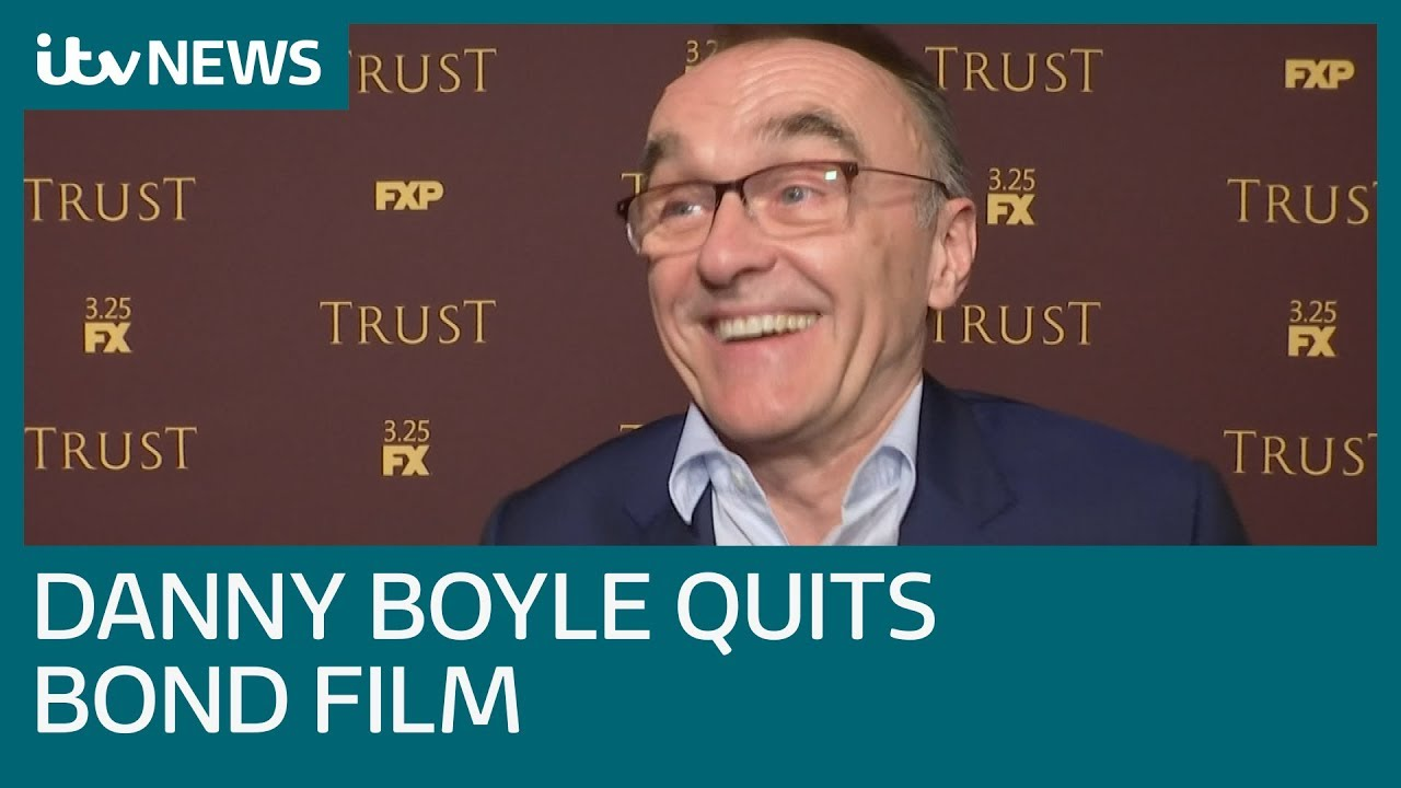 What impact will James Bond director Danny Boyle quitting have on Bond 25?  | ITV News