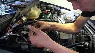 Autogas Prins Injektor Modul Emulator austausch neu auf alt