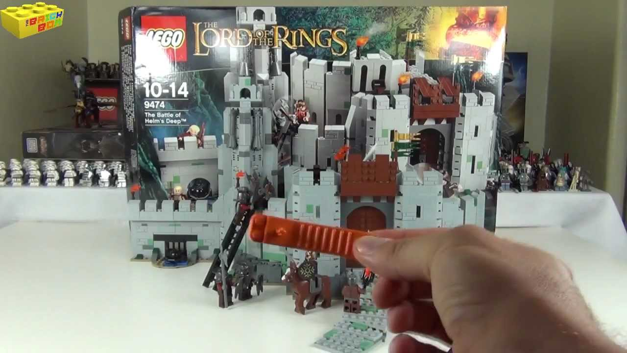 Lord Of The Rings Battle Of Helm