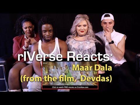 riverse-reacts:-maar-dala---scene-from-devdas-reaction