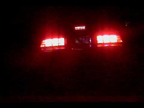Iroc Z28 Camaro Led Sequential Taillights Final Video