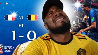 France vs Belgium 1-0 Reaction | Well Played Belgium 🇧🇪
