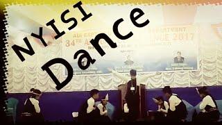 Arunachal pradesh Adi Christian dance