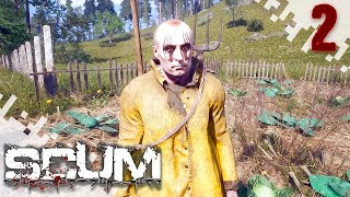 SCUM - Together At Last! (Multiplayer Gameplay Video) - EP02