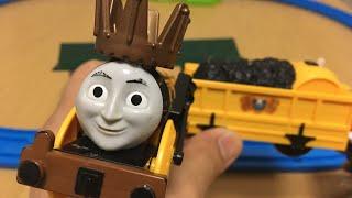 きかんしゃトーマス プラレール スティーブン 【映画 トーマスと失われた王冠より登場】Thomas&Friends King of Railway Steven