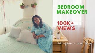 Extreme bedroom makeover ll small bedroom makeover ll dIY bedroom decor ideas