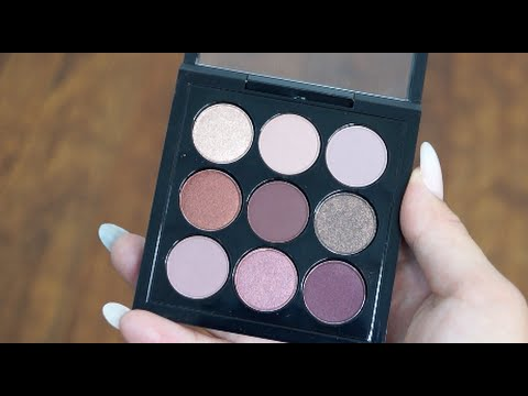 Mac burgundy times 9 eyeshadow palette youtube thecheapjerseys Image collections