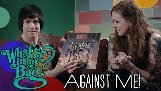 Against Me! - What's In My Bag?
