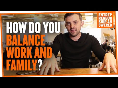 How Do You Balance Work and Family?