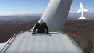 Wind Turbine Tour
