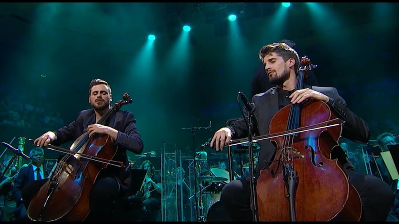 cd de 2cellos