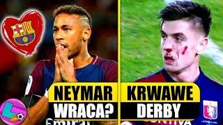 PIĄTEK ZNÓW STRZELA! Messi chce powrotu NEYMARA!