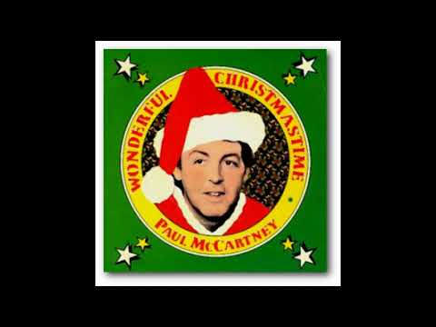 The Beatles - Wonderful Christmas Time