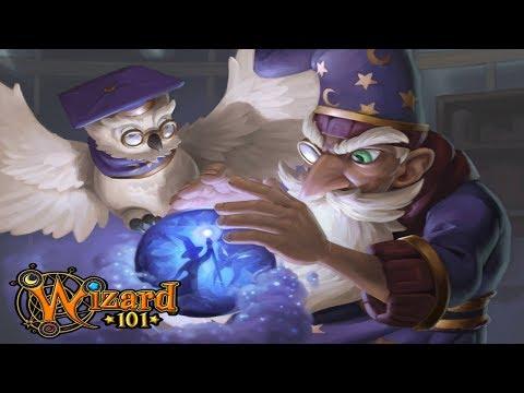 Wizard101 - Carol of the Bells Theme (HD)