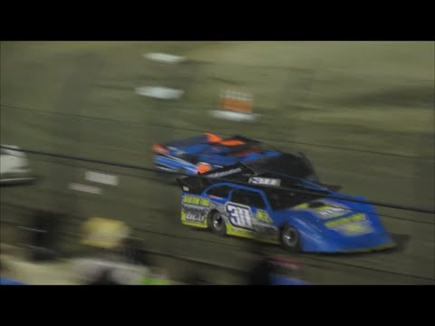 East Bay Raceway Park | Late Models | Heat Race #1 |  4-23-16